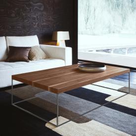 Zanotta Oliver coffee table rectangular