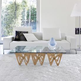 Zanotta Butterfly coffee table, rectangular