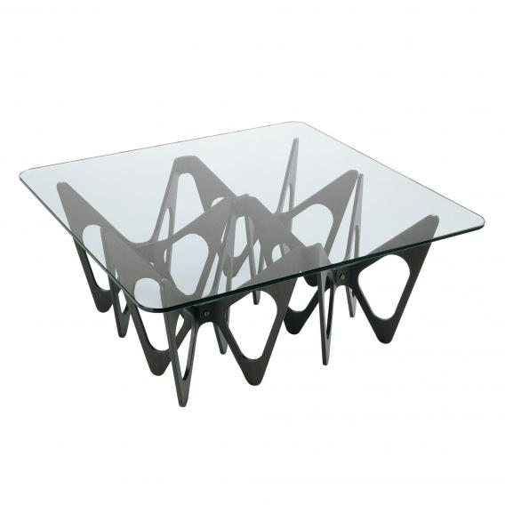 Zanotta Butterfly coffee table, square