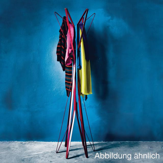 Zanotta Aster coat stand with 6 arms