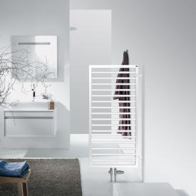 Villeroy & Boch by Zehnder Subway bathroom radiator, height 1261 mm partition version white width 45 cm, 509 Watt