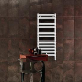 Zehnder forma electric towel radiator white 496 mm, I-heater 500 Watt