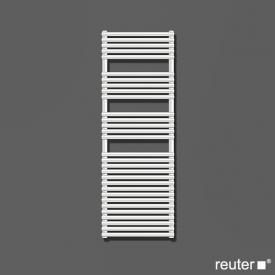 Zehnder forma warm water or mixed towel radiator Anthracite width 596 mm, 927 Watt