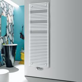 Zehnder forma Radiateur de salle de bains pour mode eau chaude ou mixte blanc largeur 596 mm, 1133 Watts