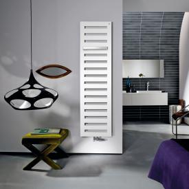 Zehnder Metropolitan Bar bathroom radiator for hot water operation white, 795 Watt, normal version
