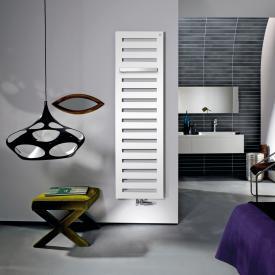 Zehnder Metropolitan Bar bathroom radiator for hot water operation white, 922 Watt, normal version