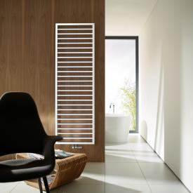 Zehnder Subway towel radiator for all hot water operation white, 898 Watt