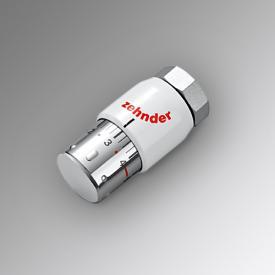 Zehnder SH thermostat white