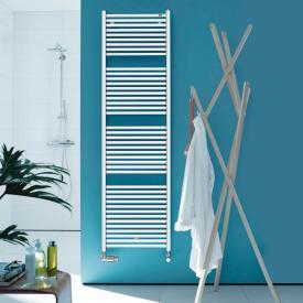 Zehnder toga warm water or mixed towel radiator white width 600 mm, 1102 Watt