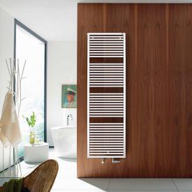 Zehnder Universal bathroom radiator for hot water or mixed operation white, single layer, 1093 Watt