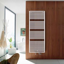Zehnder Universal bathroom radiator for hot water or mixed operation white, single layer, 1355 Watt