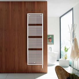 Zehnder Universal bathroom radiator for purely electrical operation white, 900 Watt