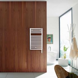Zehnder Universal bathroom radiator for purely electrical operation white, 300 Watt