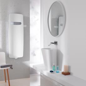 Zehnder Vitalo Spa bathroom radiator with EasyFit connection box for hot water operation white, 483 Watt