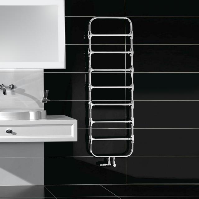 Villeroy & Boch by Zehnder Nobis warm water towel radiator