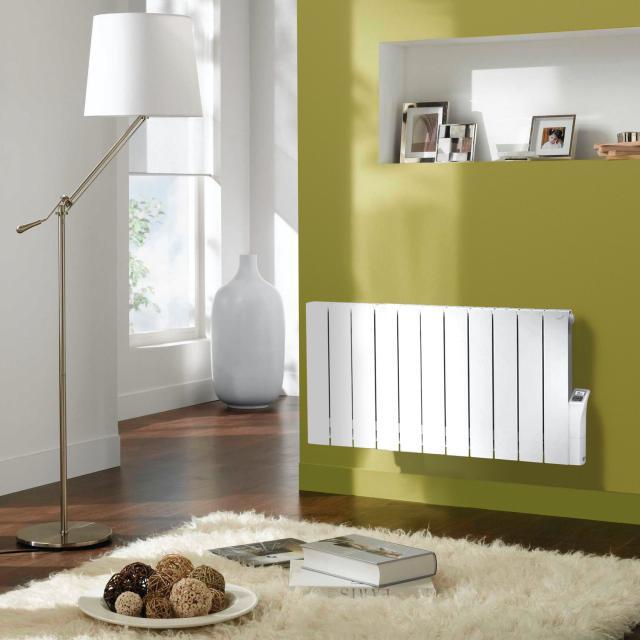 Zehnder Alura Tech designer radiator for purely electrical operation 2000 Watt