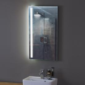 Zierath Aledo Plus illuminated mirror with LED lighting at the side