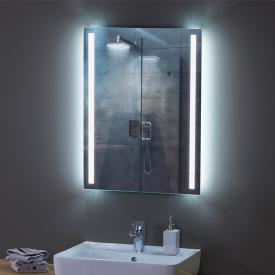 Zierath Aledo Plus illuminated mirror with LED lighting