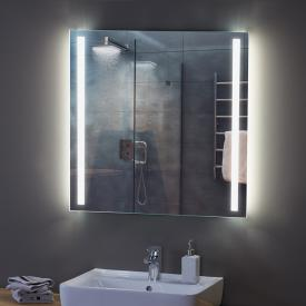 Zierath Aledo Plus illuminated mirror with LED lighting