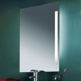 Zierath Avanti illuminated mirror with LED lighting on the side