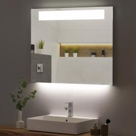 Zierath Brexit Ultra illuminated mirror with LED lighting
