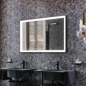 Zierath Aledo illuminated mirror with LED lighting