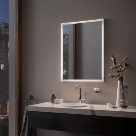 Zierath Lira illuminated mirror with LED lighting