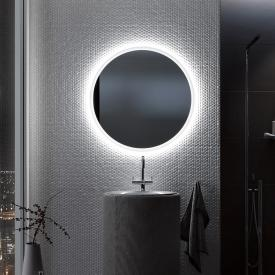 Zierath Orbit illuminated mirror with LED lighting