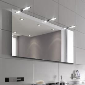 Zierath Pinto illuminated mirror with LED lighting