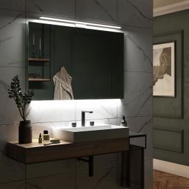 Zierath Taro Pro 2.0 Premium illuminated mirror with LED lighting