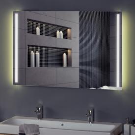 Zierath Tiber Plus illuminated mirror with LED lighting