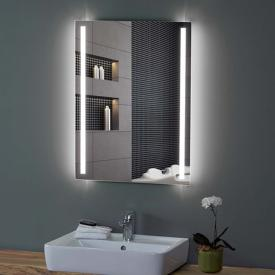 Zierath Tiber Plus illuminated mirror with LED lighting