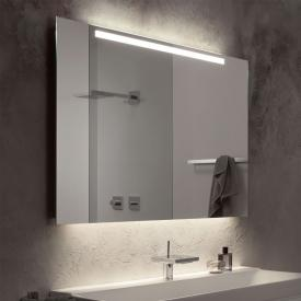 Zierath Trento LED illuminated mirror with LED lighting