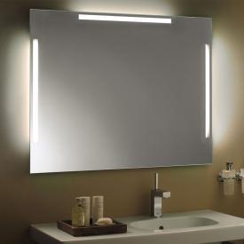 Zierath Verona LED illuminated mirror with LED lighting