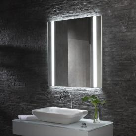 Zierath YourStyle Pro S 2.0 Deluxe illuminated mirror with LED lighting