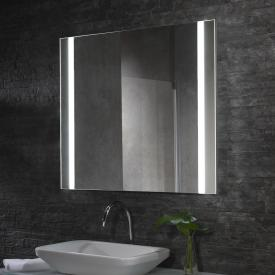 Zierath YourStyle Pro S illuminated mirror with LED lighting