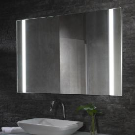 Zierath Yourstyle S illuminated mirror with LED lighting