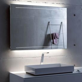 Zierath Z1 illuminated mirror with LED lighting
