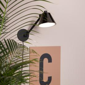 Zuiver Lub LED wall light with supply cable and dimmer
