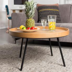 Zuiver Oak Tray coffee table