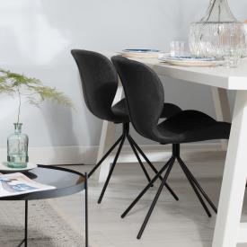 Zuiver OMG LL chair, set of 2