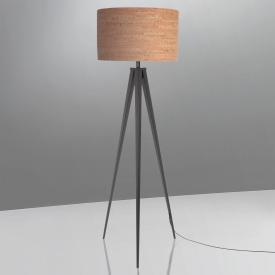 Zuiver Tripod Cork floor lamp