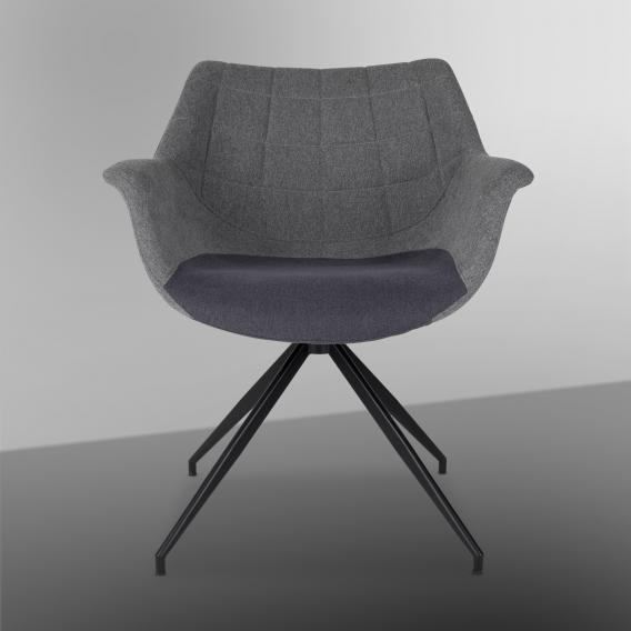 Zuiver Doulton chair with armrests