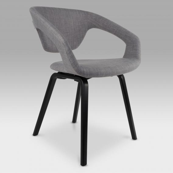 Zuiver Flexback chair with armrests