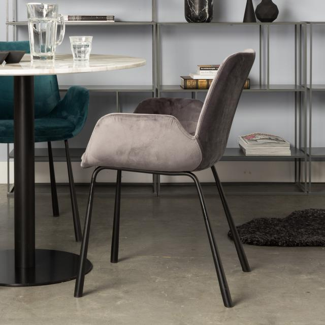 Zuiver Brit chair with armrests